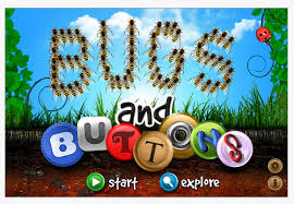Bugs and Buttons App | OT's with Apps & Technology